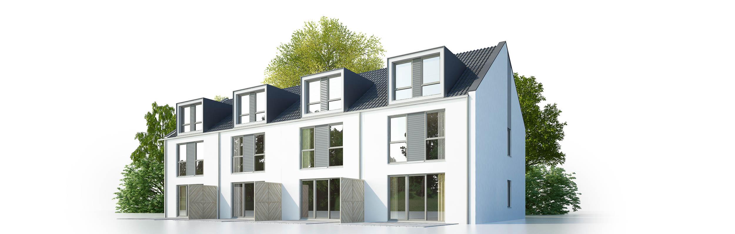 Immobilien Mehrfamilienhaus